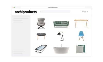 Your products published